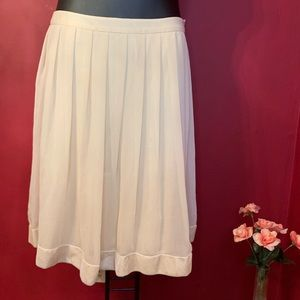 NICOLE by NICOLE Miller Pleated Skirt Size 12